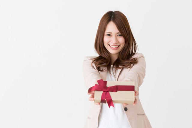 同性の先輩へのプレゼント